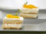 Десерт с бишкоти и маскарпоне